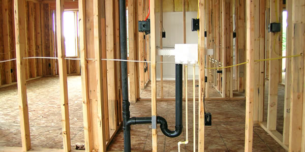 New Construction Plumbing in Toledo OH